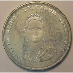 Photo numismatique Monnaies Etrangères Belgique Albert II (1993-2013)