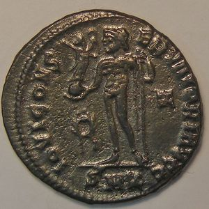 Photo numismatique Monnaies Empire Romain LICINIUS I (308-324) Centenionalis ou Nummus