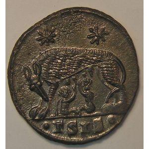 Photo numismatique Monnaies Empire Romain ROME (330-348) Centenionalis ou Nummus