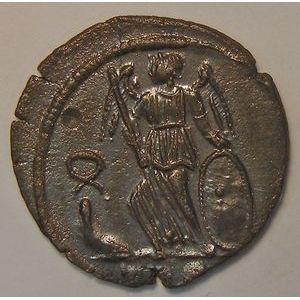 Photo numismatique Monnaies Empire Romain CONSTANTINOPLE (330-348) Centenionalis ou Nummus