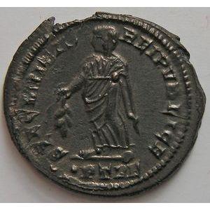 Photo numismatique Monnaies Empire Romain HELENE (Mère de Constantin I) Nummus
