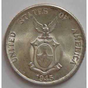 Photo numismatique Monnaies Etrangères Philippines 20 Centavos