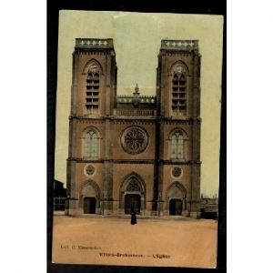 80 - VILLERS BRETONNEUX (Somme) - L'Eglise