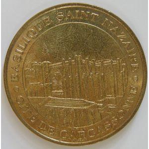 Photo numismatique Monnaies Jetons et médailles Jetons Touristiques de la Monnaie de Paris Département 11 Aude