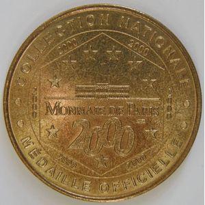 Photo numismatique Monnaies Jetons et médailles Jetons Touristiques de la Monnaie de Paris Département 13 Bouches du Rhône