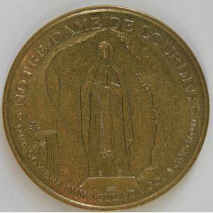 Photo numismatique Monnaies Jetons et médailles Jetons Touristiques de la Monnaie de Paris Département 65 Hautes-Pyrénées