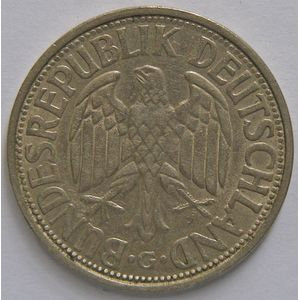 Photo numismatique Monnaies Etrangères Allemagne République Fédérale Allemande