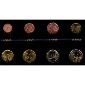 Photo numismatique Monnaies Euros Saint Marin Série 2004
