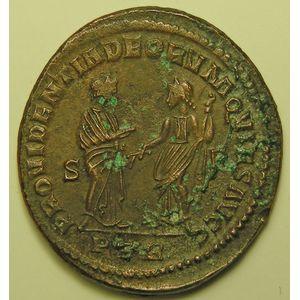 Photo numismatique Monnaies Empire Romain DIOCLETIEN (284-305) Follis
