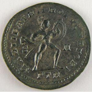Photo numismatique Monnaies Empire Romain CONSTANTIN I , LE GRAND (306-337) Follis
