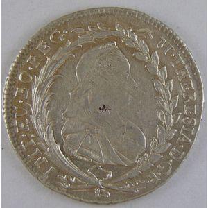 Photo numismatique Monnaies Etrangères Bohemia 20 Kreuzer