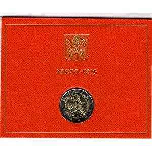 Photo numismatique Monnaies Euros Vatican 2 Euro 2016