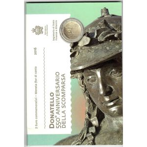 Photo numismatique Monnaies Euros Saint Marin 2 Euro 2016