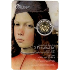 Photo numismatique Monnaies Euros Saint Marin 2 Euro 2013