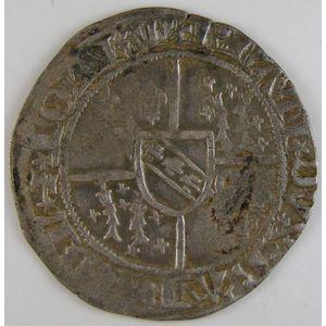 Photo numismatique Monnaies Lorraine Duché de Lorraine René I (1431-1453)