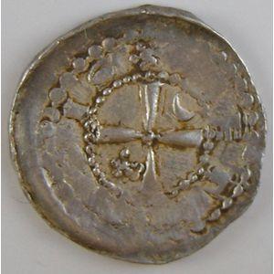 Photo numismatique Monnaies Lorraine Evêché de Metz Frédéric de Pluvoise (1171-1173)