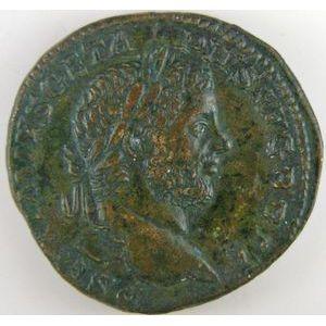 Photo numismatique Monnaies Empire Romain GETA (198-212) Sesterce