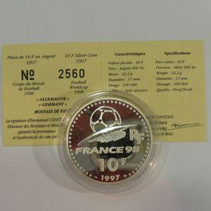 Photo numismatique Monnaies Françaises Monnaies commémoratives Gadoury C171. Allemagne