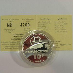 Photo numismatique Monnaies Françaises Monnaies commémoratives Gadoury C174. Angleterre