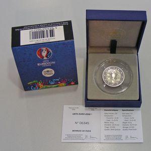 Photo numismatique Monnaies Euros France 2 Euro 2016