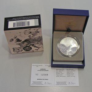 Photo numismatique Monnaies Euros France 10 Euro 2015