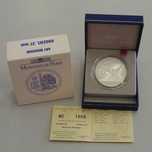 Photo numismatique Monnaies Françaises Monnaies commémoratives Gadoury C295. Art moderne