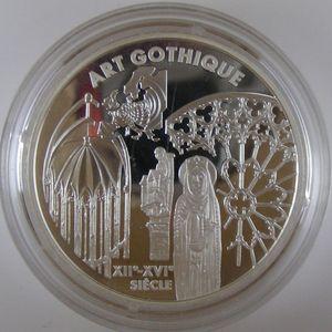 Photo numismatique Monnaies Françaises Monnaies commémoratives Gadoury C242. Art gothique