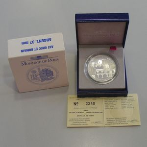 Photo numismatique Monnaies Françaises Monnaies commémoratives Gadoury C238. Art Grec et Romain
