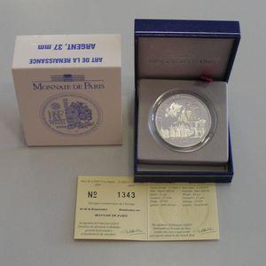 Photo numismatique Monnaies Françaises Monnaies commémoratives Gadoury C289. Art de la Renaissance