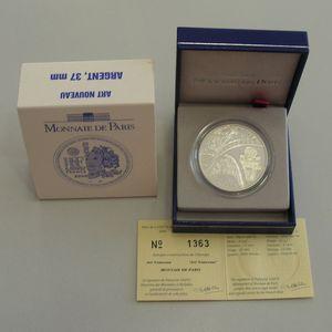 Photo numismatique Monnaies Françaises Monnaies commémoratives Gadoury C293. Art Nouveau