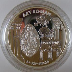 Photo numismatique Monnaies Françaises Monnaies commémoratives Gadoury C240. Art Roman