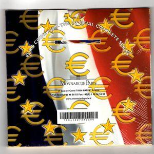 Photo numismatique Monnaies Euros France BU 2004