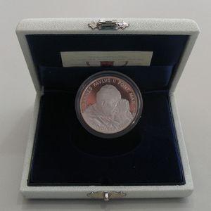 Photo numismatique Monnaies Euros Vatican 10 Euro 2003