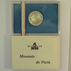 Photo numismatique Monnaies Françaises 100 Francs Gadoury 900. Emile Zola