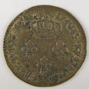 Photo numismatique Monnaies Colonies Françaises (Monnaies et Jetons) Réunion et Maurice 3 Sols