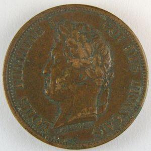 Photo numismatique Monnaies Colonies Françaises (Monnaies et Jetons) Emissions Générales pour les Colonies 10 Cent