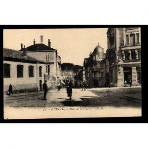 88 - EPINAL - Rue de la Gare