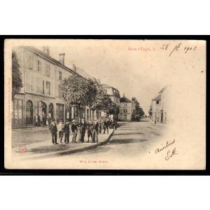 88 - RAON L'ETAPE - Rue Jules Ferry