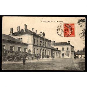 90 - BELFORT (Territoire de Belfort) - La Gare