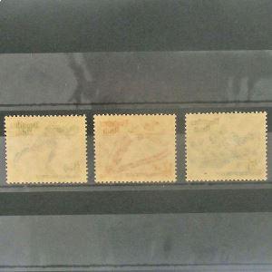 Allemagne, 3ème Reich 1933-1945, N° 559-561, N** Cote 75€