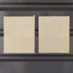 Allemagne, 3ème Reich 1933-1945 , N° 684-685, N** Cote 15€