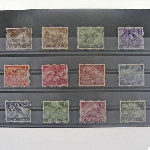 Allemagne, 3ème Reich 1933-1945, N° 748-759, N** Cote 22.50€
