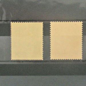 Allemagne,  3ème Reich, N° 530-531 N** Cote 25€