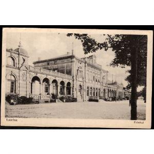 ALLEMAGNE - LANDAU - Bahnhof - La Gare
