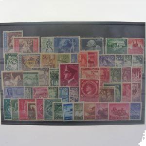 Allemagne, Lot de timbres, N** Cote +107€