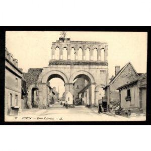 AUTUN - Porte d'Arroux
