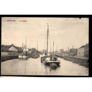 Belgique - LOUVAIN - Le Canal