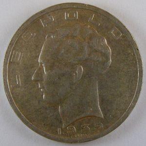 Belgium, 50 Francs 1939, KM# 121,  TTB