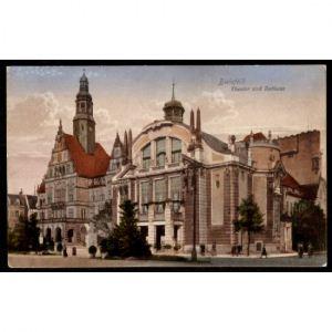 BIELEFELD Théater und Rathaus