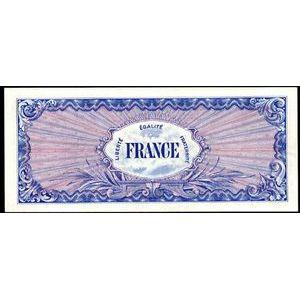 Billet du Trésor, 1000 Francs 1945 série 3, VF: 27/3, SUP+/SPL